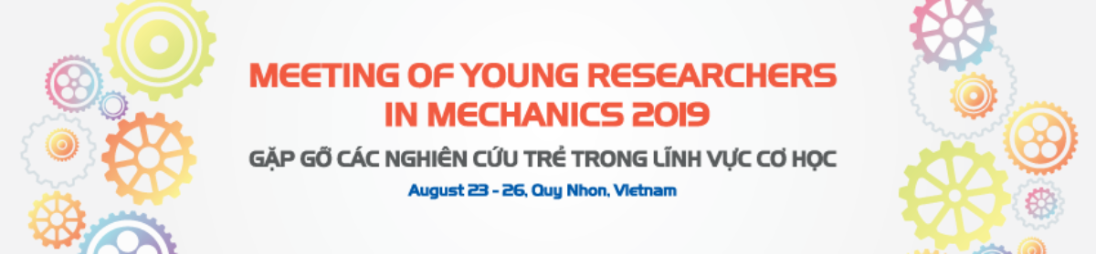 Meeting of Young Researchers on Mechanics 2019