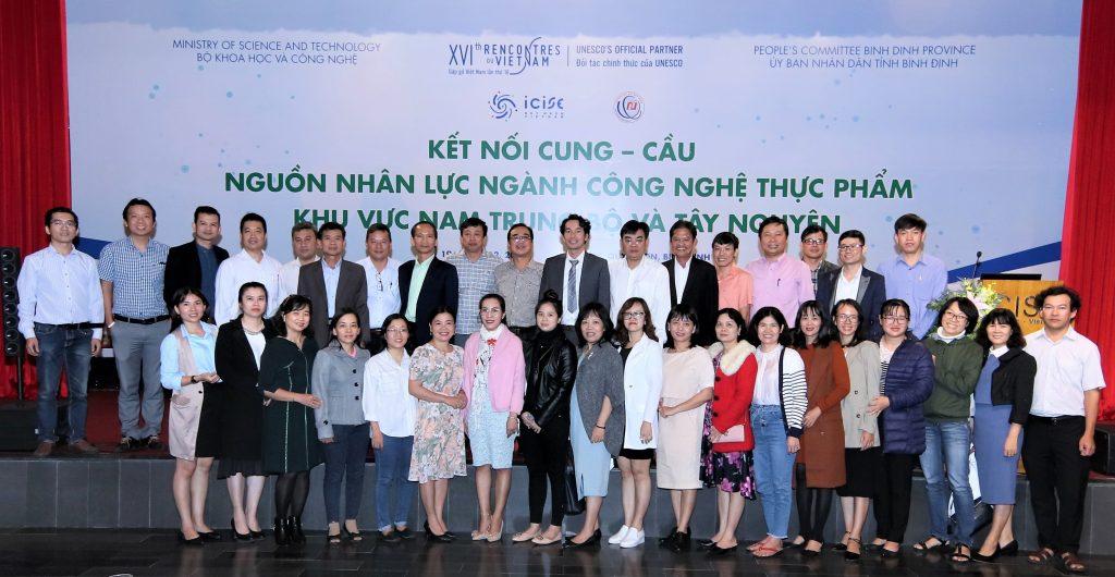 Kết nối cung - cầu nguồn nhân lực ngành công nghệ thực phẩm khu vực Nam Trung Bộ và Tây Nguyên